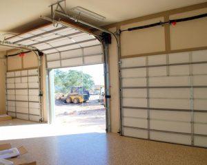 High Lift Garage Doors Deer Park